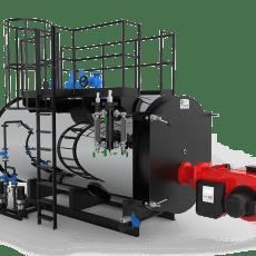 Proyecto de instalación de una caldera de agua sobrecalentada para una industria alimenticia