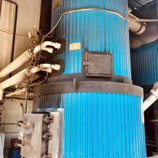 Proyecto de instalación de una caldera de fluido térmico para una industria de la madera