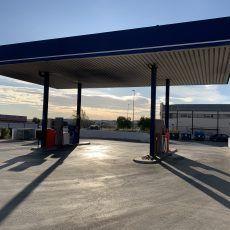 Planes de emergencia de dos gasolineras y dos gasocentros