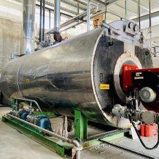 Proyecto de instalación de una caldera de vapor para una industria de fabricación de papel tissue