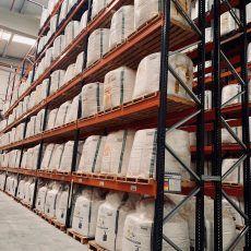 Proyecto de instalación de almacenamiento de productos químicos para un almacén logístico