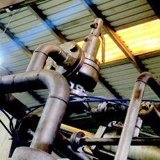 Proyecto de diseño de equipos a presión para industria textil