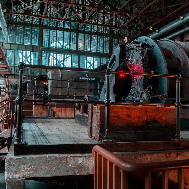 Turbinas Siemens