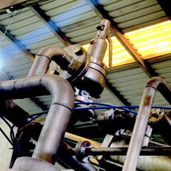 Proyecto de diseño de equipos a presión para una industria textil