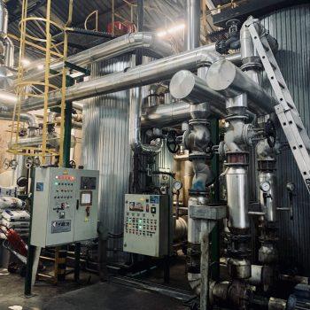 Proyecto de instalación de una caldera de fluido térmico para una industria del embalaje